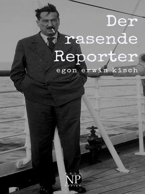 cover image of Der rasende Reporter