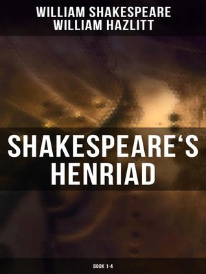 cover image of Shakespeare's Henriad (Book 1-4)