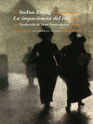cover image of La impaciència del cor