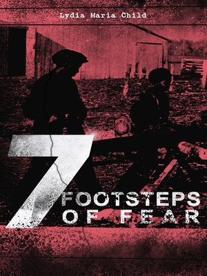 cover image of 7 Footsteps of Fear