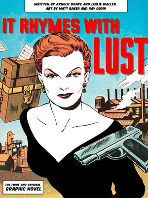 cover image of It Rhymes with Lust