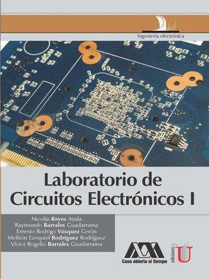 cover image of Laboratorio de Circuitos Electrónicos I