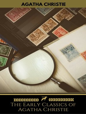 cover image of The Early Classics of Agatha Christie (Golden Deer Classics)