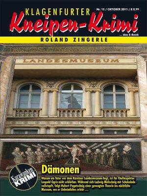 cover image of Dämonen