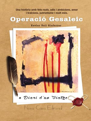 cover image of Operació Gesaleic o Diari d'un viatge