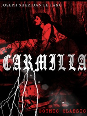 cover image of CARMILLA (Gothic Classic)