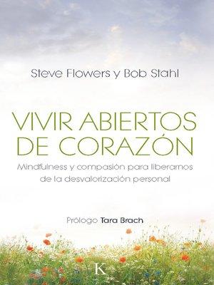 cover image of Vivir abiertos de corazón