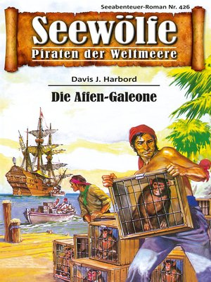 cover image of Seewölfe--Piraten der Weltmeere 426