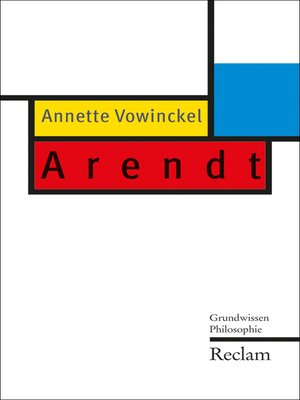 cover image of Arendt