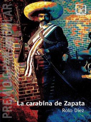 cover image of La carabina de Zapata