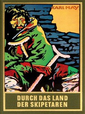 cover image of Durch das Land der Skipetaren