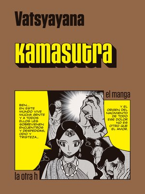 cover image of Kamasutra