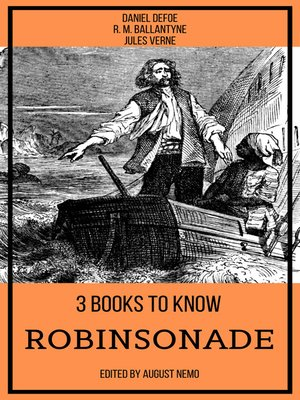 cover image of 3 books to know Robinsonade