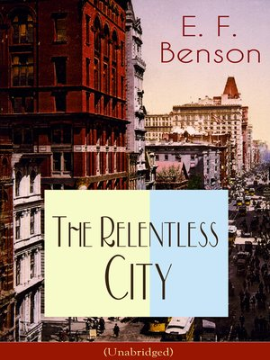 cover image of The Relentless City (Unabridged)