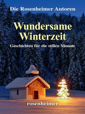 cover image of Wundersame Winterzeit