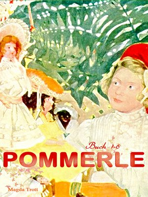 cover image of Pommerle, Gesamtausgabe Buch 1-6