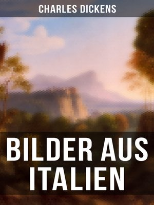 cover image of Bilder aus Italien