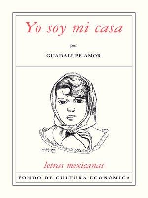 cover image of Yo soy mi casa
