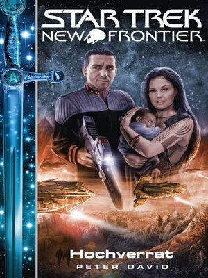 cover image of Star Trek--New Frontier 16