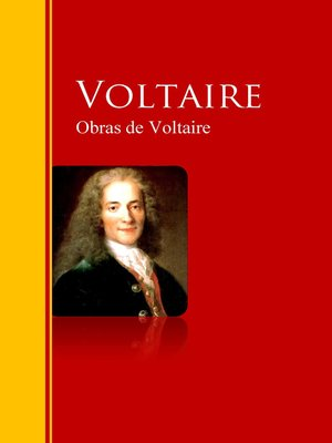 cover image of Obras de Voltaire