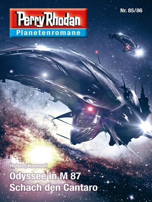cover image of Planetenroman 85 + 86
