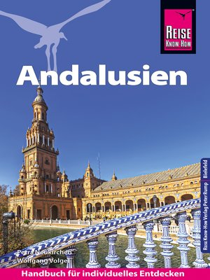 cover image of Reise Know-How Reiseführer Andalusien