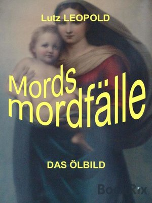 cover image of Mordsmordfälle