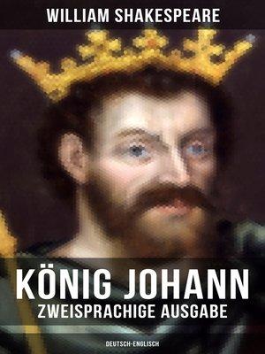 cover image of König Johann (Zweisprachige Ausgabe