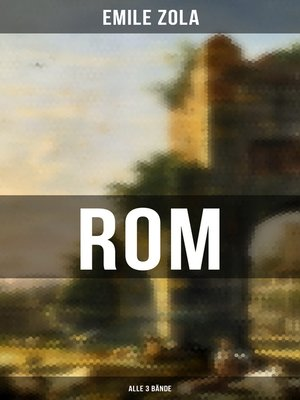 cover image of ROM (Alle 3 Bände)