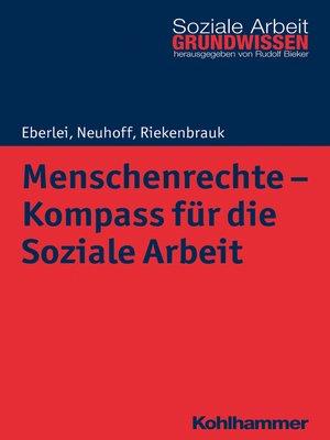 cover image of Menschenrechte--Kompass für die Soziale Arbeit