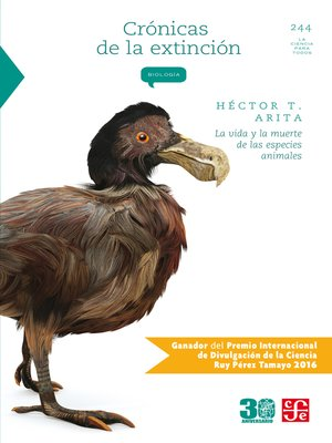 cover image of Crónicas de la extinción