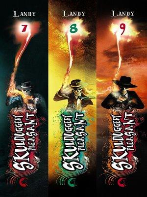 cover image of Band 7-9 inklusive eShort: Duell der Dimensionen. Die Rückkehr der Toten Männer. Das Sterben des Lichts.