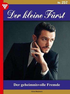 cover image of Der kleine Fürst 257 – Adelsroman