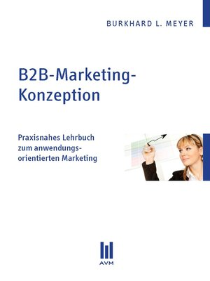 cover image of B2B-Marketing-Konzeption