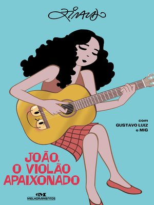 cover image of João, o violão apaixonado