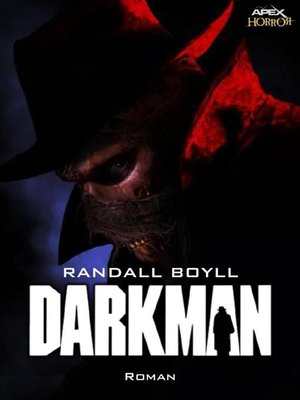 cover image of DARKMAN