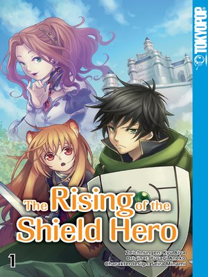 cover image of The Rising of the Shield Hero--Band 01