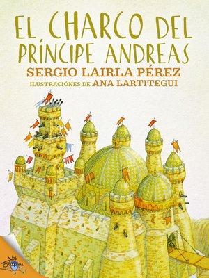 cover image of El charco del príncipe Andreas