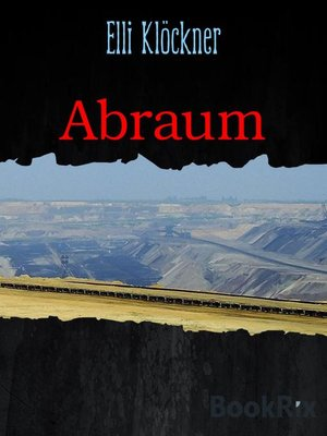 cover image of Abraum
