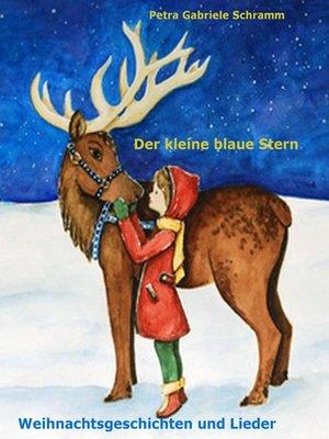 cover image of Der kleine blaue Stern