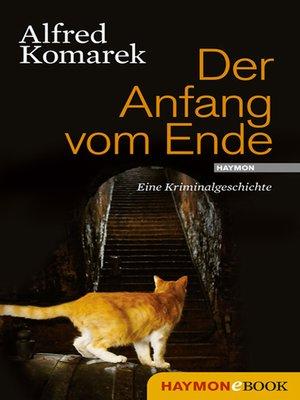 cover image of Der Anfang vom Ende