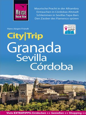 cover image of Reise Know-How CityTrip Granada, Sevilla, Córdoba