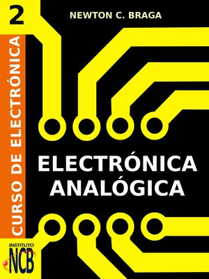 cover image of Electrónica Analógica
