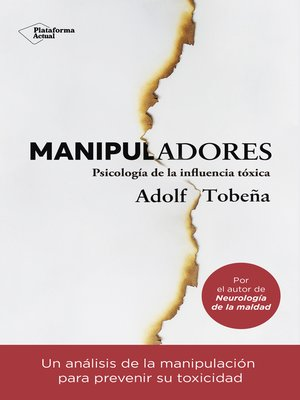 cover image of Manipuladores