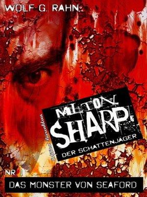 cover image of Milton Sharp #1