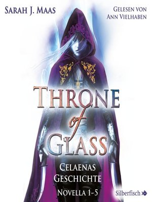 cover image of Throne of Glass 0