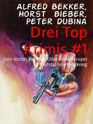 cover image of Drei Top Krimis #1