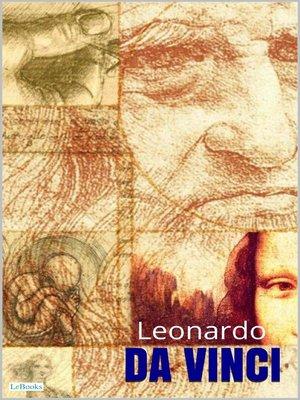 cover image of LEONARDO DA VINCI--Biografia de um gênio