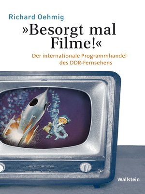 """cover image of """"Besorgt mal Filme!"""""""