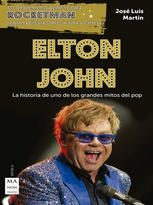 cover image of Elton John